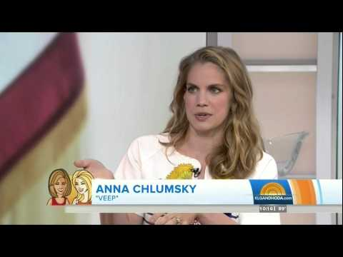 ANNA CHLUMSKY - 33 - INTERVIEW - 8-1-14