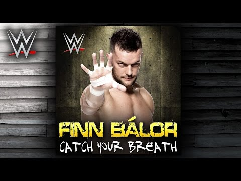 """WWE NXT: """"Catch Your Breath"""" (Finn Bálor) Theme Song + AE (Arena Effect)"""