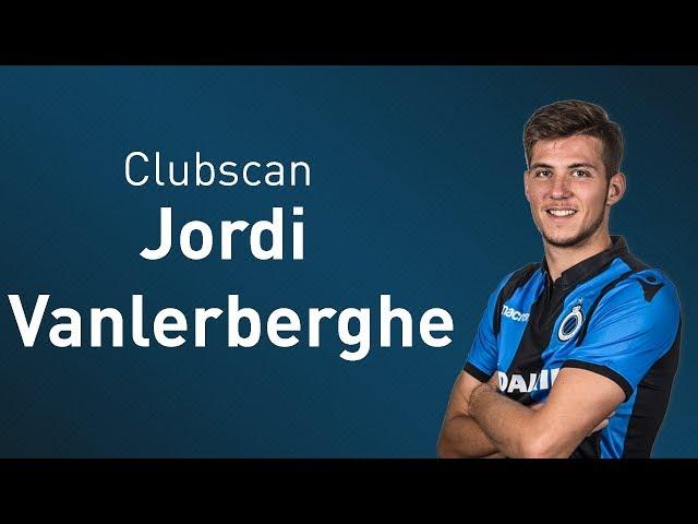 Jordi Vanlerberghe | ClubScan | 2017-2018