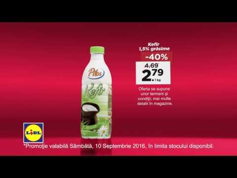 Super Sambata la Lidl • 10 Septembrie 2016
