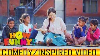 "Super Hit Nepali Movie - ""How Funny"" Movie Clip || Nisha Adhikari || Latest Nepali Movie"