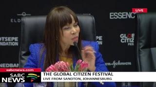 The Global Citizen Festival, 9 July 2018