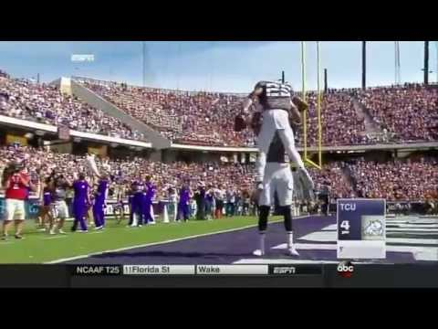 Texas at TCU | 2015 Big 12 Football Highlights