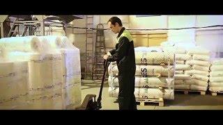 видео печать фирменных пакетов