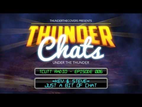 Thunder Chats 006 - Sidewalk / Sarah Carey / The Patron Saints / Alx Green / The Deans
