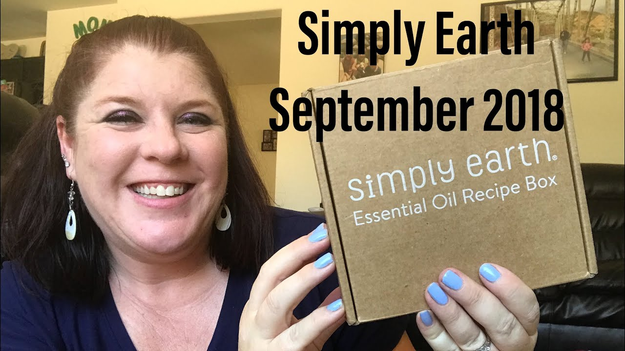 SIMPLY EARTH// SEPTEMBER 2018// ONLY 39 00 FOR BIG BOX STARTER KIT, MONTHLY  BOX & 20 00 GIFT CARD💵