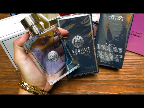 Nước Hoa Versace Pour Homme review / Nước Hoa Chính Hãng