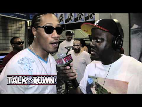 FUTURE - PLUTO ALBUM RELEASE @ BEST BUY -TALK OF DA TOWN DVD