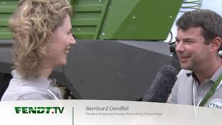Fendt Field Day 2018: A complete loading wagon range