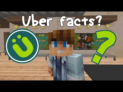 UBER FACTS? MY ASS - Minecraft Vlog