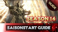 Diablo 3 - Saisonstart Guide - Season 14 | Saison 14 | Starter Guide | German