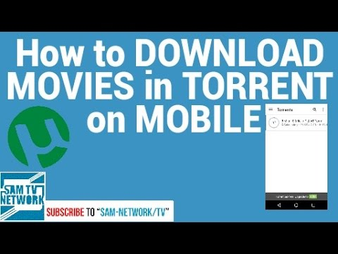 torrent mobile tv