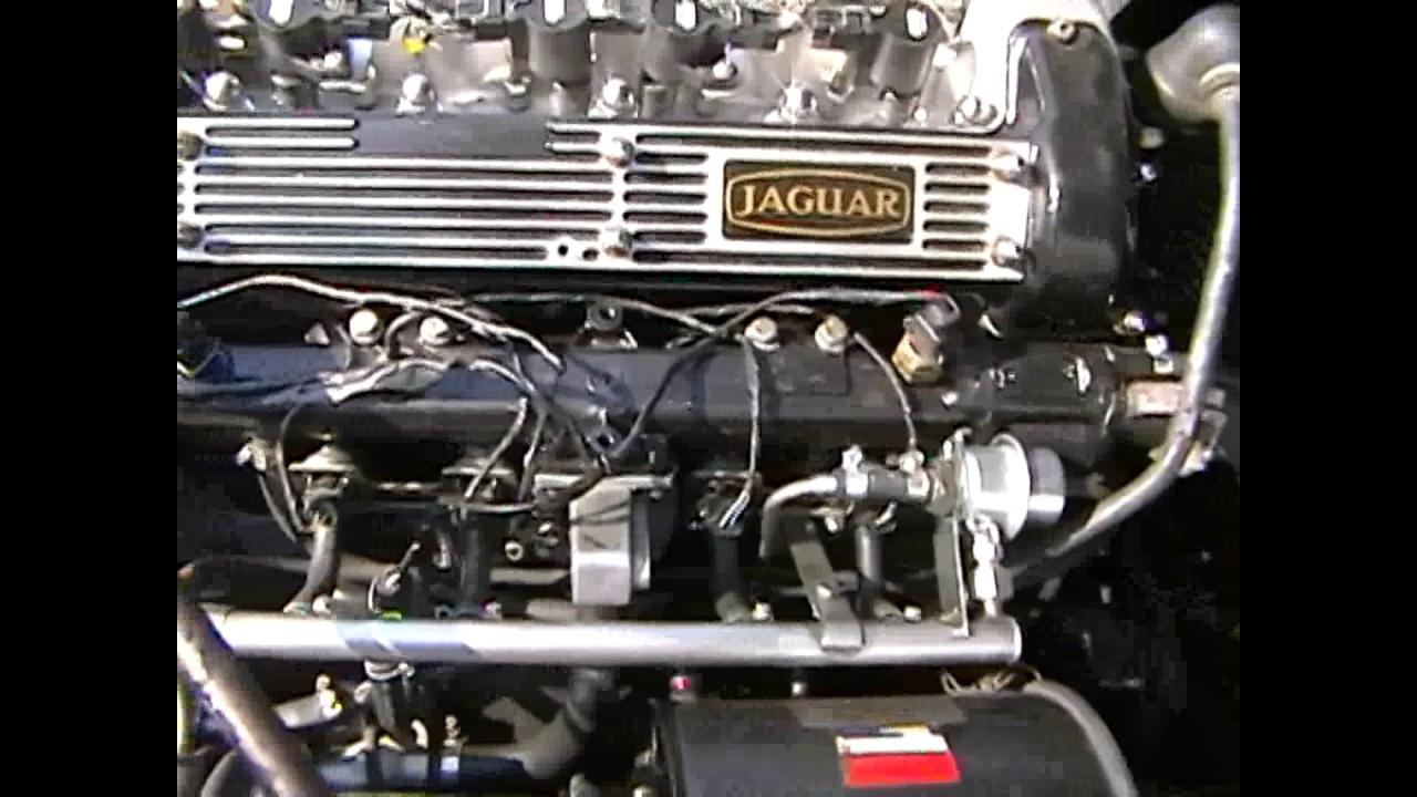 1983 Jaguar XJ6 5-Speed with Megasquirt Engine Management