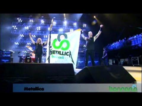 Metallica - Live at Bonnaroo Festival, Manchester, TN, USA (2008) [Full webcast]