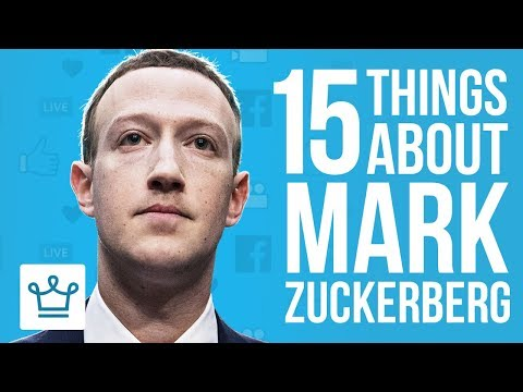 15 Things You Didn't Know About Mark Zuckerberg