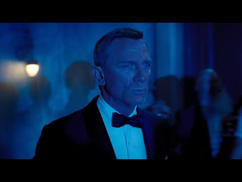 Pablo - James Bond Trailer. And Does Daniel Craig Want To Return After This?