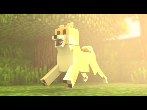 Doge Adventure to MINECRAFT | episode 1