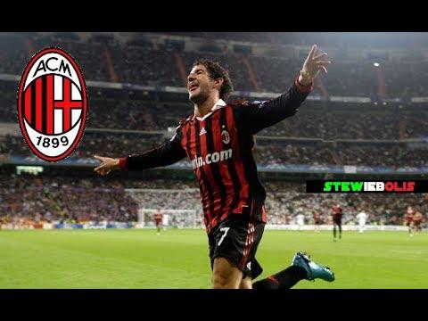 Alexandre Pato ⚽ Talento Spezzato ⚽ Top 10 Goals ⚽ A.C. Milan ⚽ 1080i HD #Milan #Pato