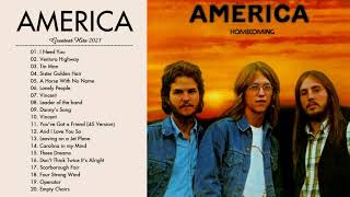 The Best of America - America Greatest Hits Playlist 2021 - America Best Songs Ever