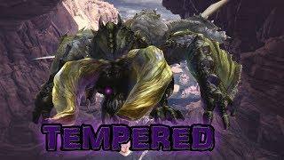 Monster Hunter World: TEMPERED Black Diablos - (Solo)