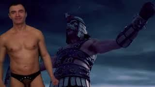 "Aleksander Pistoletov ""Gladiator"" with English subtitles (censored version)"