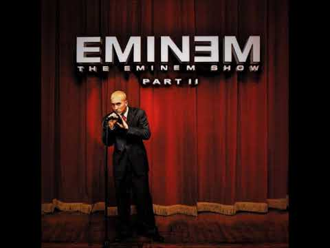 The Eminem Show II   Eminem Fan Album Creation  2004 20 Tracks