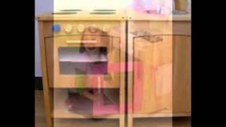 Play Wood Kitchen