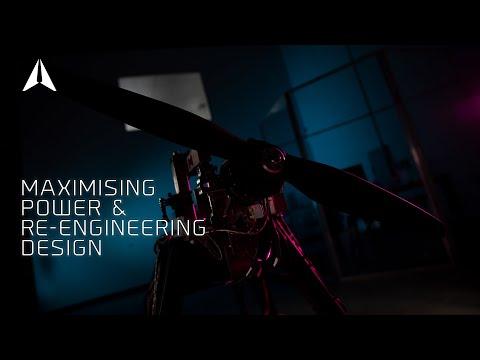 Airspeeder Skin Design And Powertrain Testing   Mk3 Engineering Report