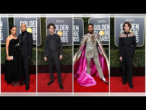 Cody Fern's Heels, Timothée Chalamet's Harness, and the Rejection of Gender Norms at the Golden G... Mp3
