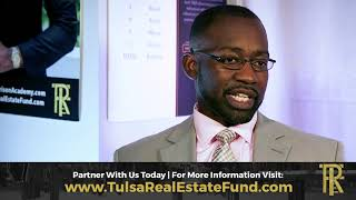 Atlanta's own Sean Harris talks about his experience with the Tulsa Real Estate Fund. Sean is a savvy real estate investor which family owned one of the first ...