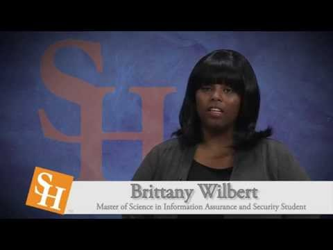 Master of Science in Information Assurance and Security - Brittany Wilbert