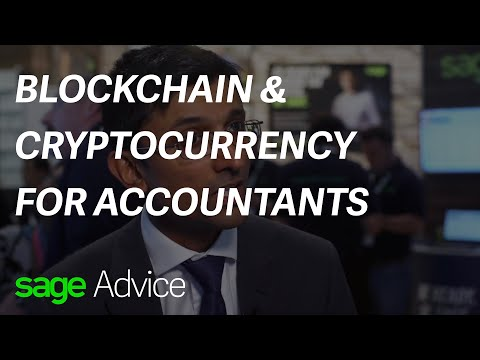 Blockchain & Cryptocurrency: What Accountants Need To Know