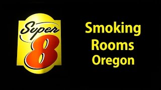 Super 8 Motel Video Creswell Oregon Smoking Hotel Rooms Lodging Review