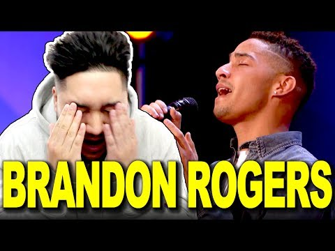 Thumbnail: Brandon Rogers: 10/30/87 - 6/11/17 | America's Got Talent 2017 REACTION!!!