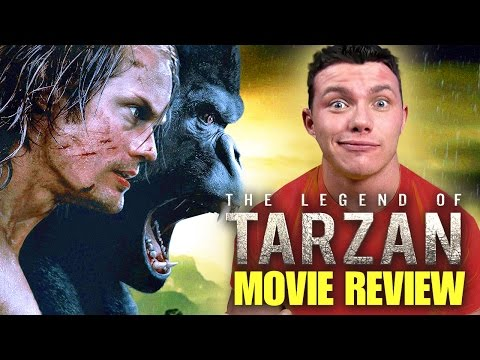 THE LEGEND OF TARZAN - Movie Review