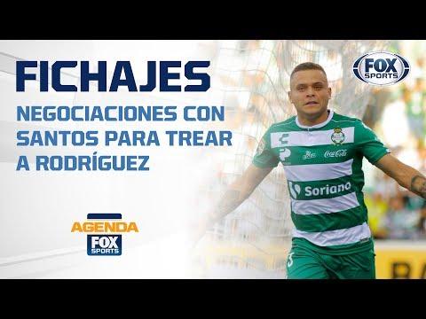 ¡Jonathan Rodríguez Será Nuevo Jugador De Cruz Azul! Y No Solo él...