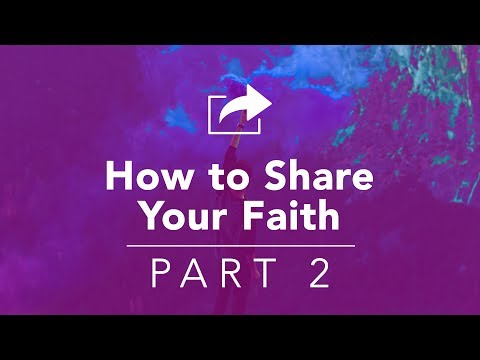 How To Share Your Faith Part 2 - Bruce Downes The Catholic Guy
