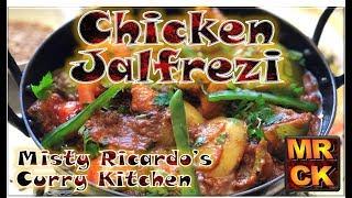 Chicken Jalfrezi (Restaurant Style) from Misty Ricardo's Curry Kitchen