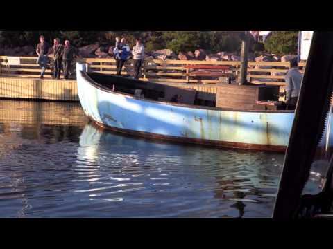 Lyden av båt