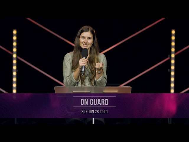 On Guard | Pastor Ruth Holley
