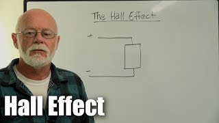 Electronics 101: The Hall Effect explained