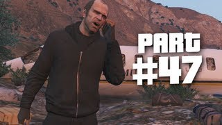 Grand Theft Auto 5 Gameplay Walkthrough Part 47 - Caida Libre (GTA 5)
