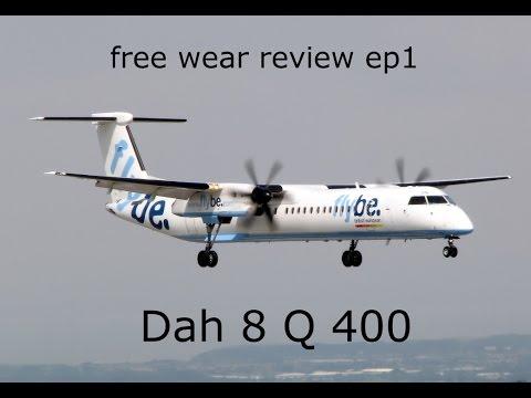 free ware ep 1 dash 8 Q 400