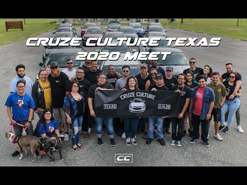 Cruze Culture Texas 2020 Meet Pt.  2