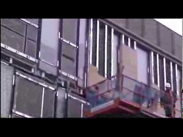 Cavity barriers & cladding