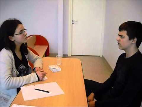 An awful job interview - what NOT to do - Prancūzų mokykla Vilniuje