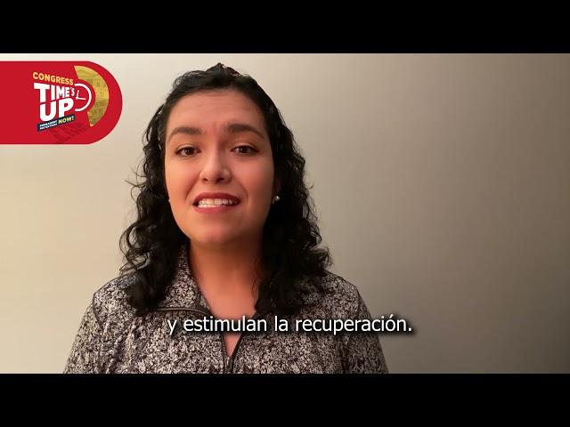 Carolina Ortiz, de COPAL y beneficiaria de DACA: ¡no podemos esperar más! | #CongressTimesUp