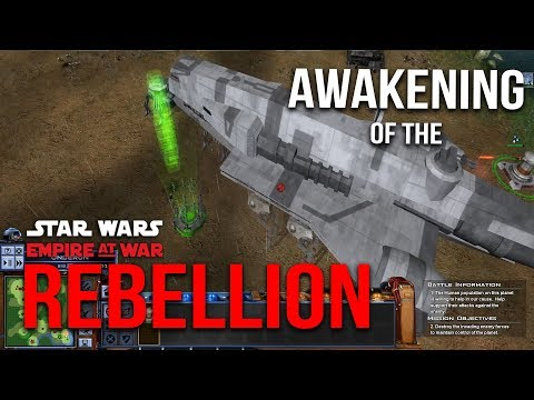 Star Wars Awakening of the Rebellion (Free Kessel Prison) Ep 14