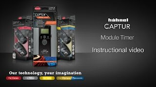 instruction video hhnel captur module timer