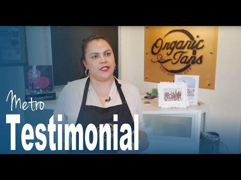 Lorena Bravo's Metro Beauty Academy Testimonial